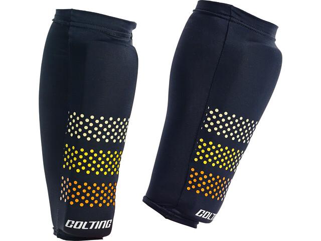 Colting Wetsuits SC02 Extreme Float Plus gul/sort (2019) | swim_clothes